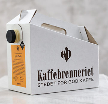 Kaffe Bag in Box